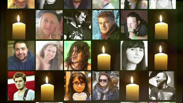 2 ani de la Colectiv. Adrian Tăbăcaru și trupa Altar au lansat două melodii speciale, în memoria victimelor