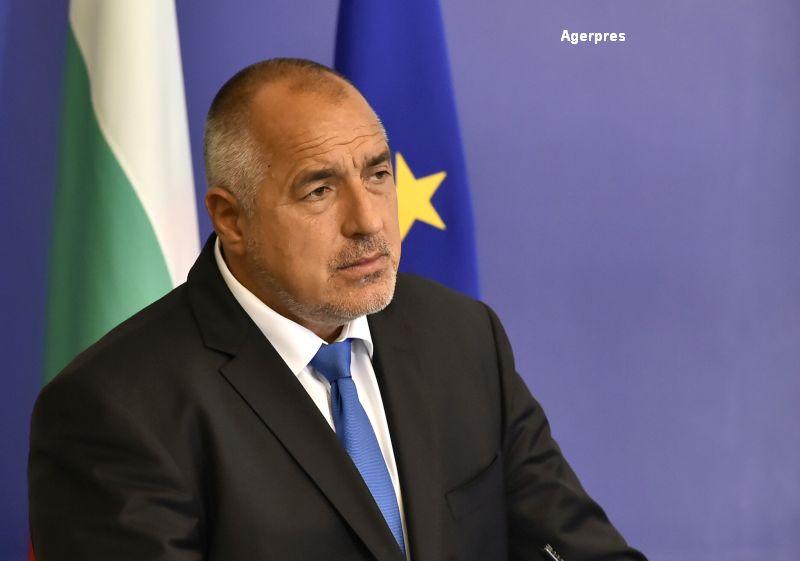 Infrangere neasteptata pentru premierul Boiko Borisov la alegerile prezidentiale. Cine a iesit pe primul loc