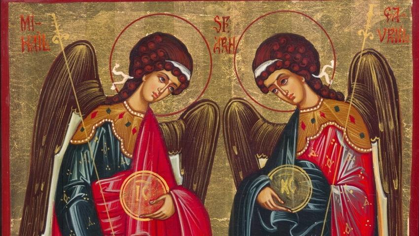 Sfinții Mihail și Gavril, sărbătoriți astăzi. Tradiții și obiceiuri