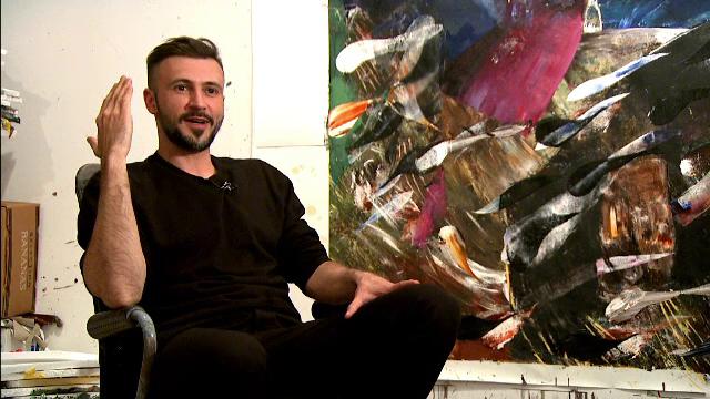 Doua tablouri semnate Adrian Ghenie au fost adjudecate marti, la Christie's Londra, cu 2,2 milioane de lire sterline