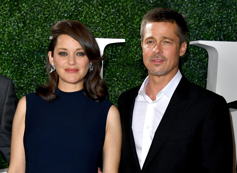 Prima aparitie publica a lui Brad Pitt, dupa divortul de Angelina Jolie. Mesajul transmis fanilor la premiera filmului Allied