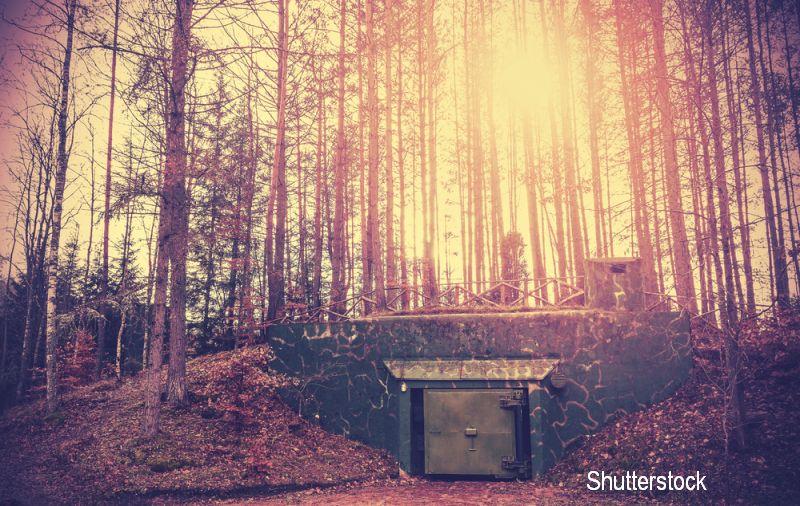 Un buncar antiatomic, din timpul Razboiului Rece, a fost transformat intr-un conac de 3 milioane de lire sterline. FOTO