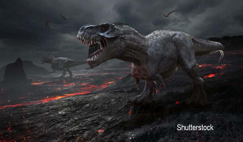 Fosila unei specii de dinozaur necunoscuta pana acum, la un pas de a fi dinamitata in China, dupa 72 de milioane de ani