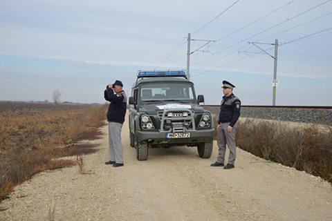 Un suspect de terorism, cautat de Interpol, a fost prins la Calafat in timp ce incerca sa treaca frontiera