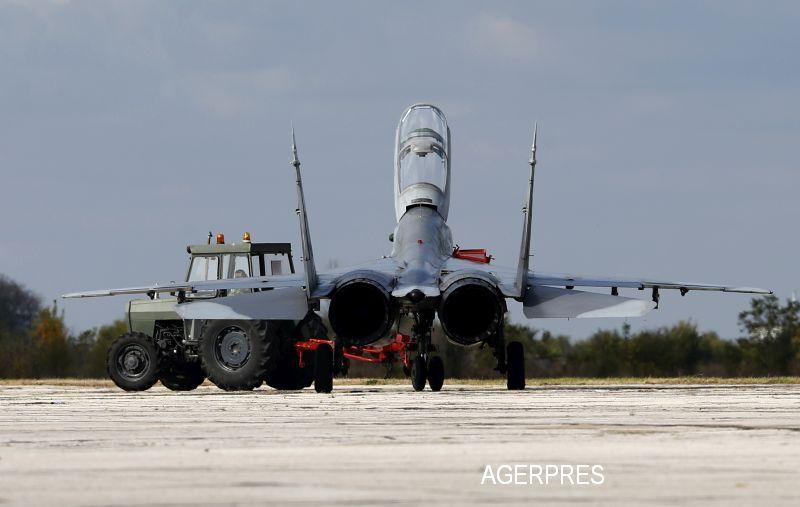 Un avion de vanatoare rus, MIG-29K, s-a prabusit in Marea Mediterana. Ce s-a intamplat cu pilotul