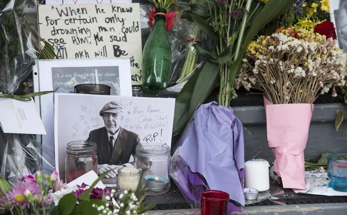Leonard Cohen a murit in somn. Ce s-a intamplat in timpul noptii in casa acestuia din Los Angeles