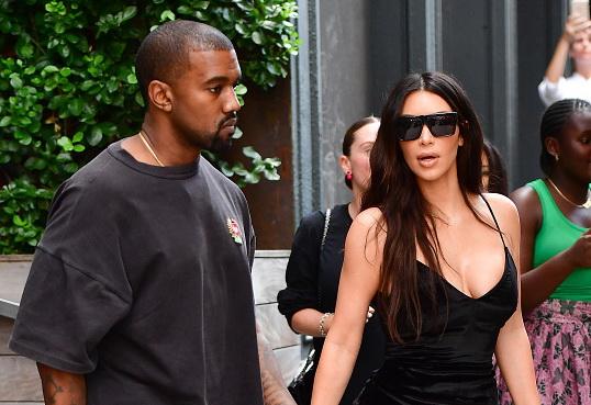 Kim Kardashian si Kanye West, in prag de divort. Ce neintelegeri au cei doi