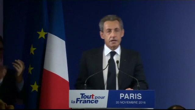Nicolas Sarkozy a pierdut orice sansa de a fi iar presedinte. Un admirator al lui Thatcher l-a invins in cursa pentru alegeri