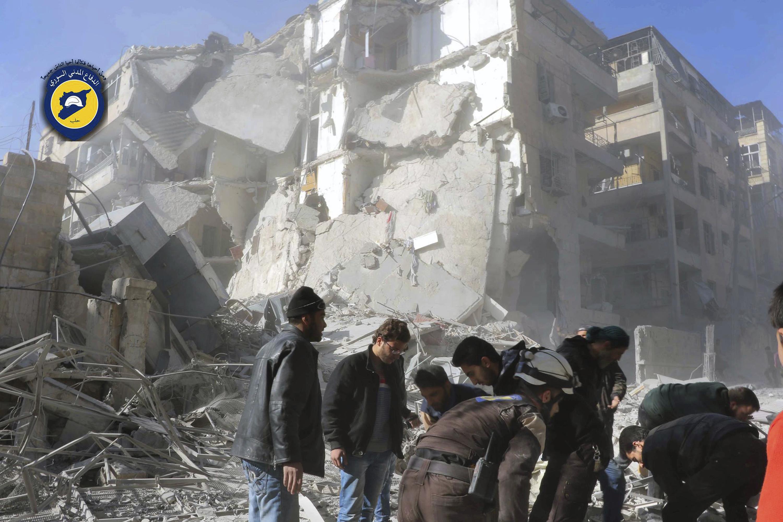 Niciun spital din Estul orasului Alep nu mai functioneaza. ONU: 250.000 de civili traiesc sub asediul armatei siriene