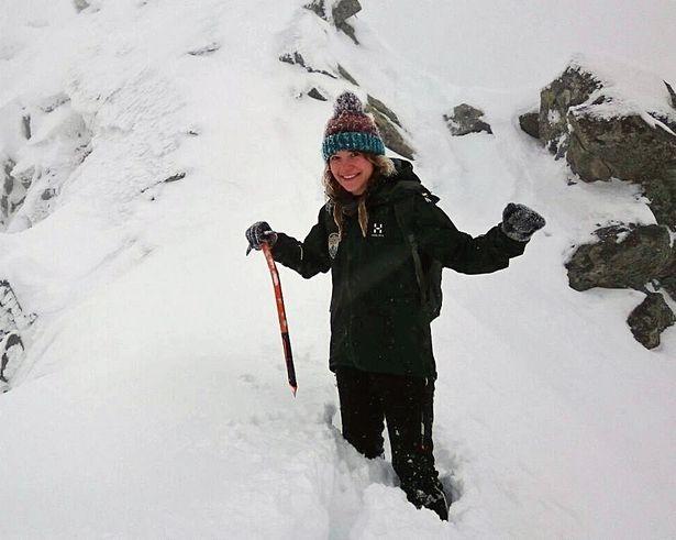 O alpinista britanica a cazut peste 180 de metri de pe Vf. Moldoveanu. Cum arata femeia care a suferit 2 hemoragii FOTO