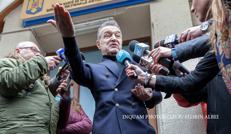 Gigi Becali ar putea fi obligat de judecatori sa desfiinteze FCSB. Suma uriasa pe care i-o cere Armata Romana