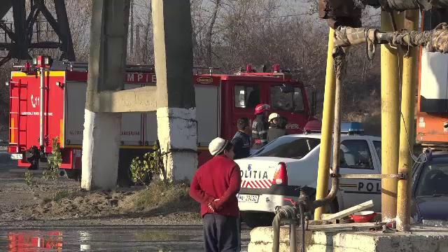 Accident de munca infiorator la o firma de betoane din Baia Mare. Un muncitor a murit strivit, chiar sub ochii colegilor lui