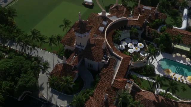 Povestea castelului opulent unde si-a petrecut Donald Trump Ziua Recunostintei.
