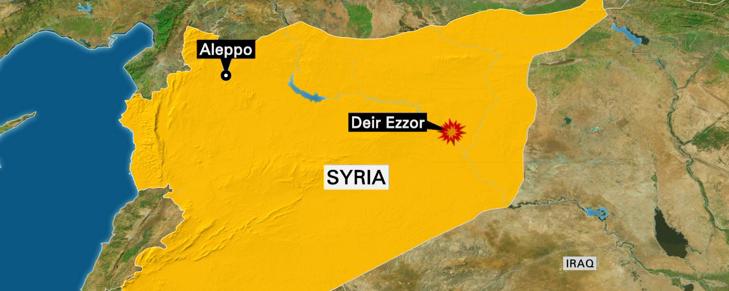 O balbaiala telefonica intre armata rusa si cea americana a dus la un atac soldat cu 90 de morti din Siria