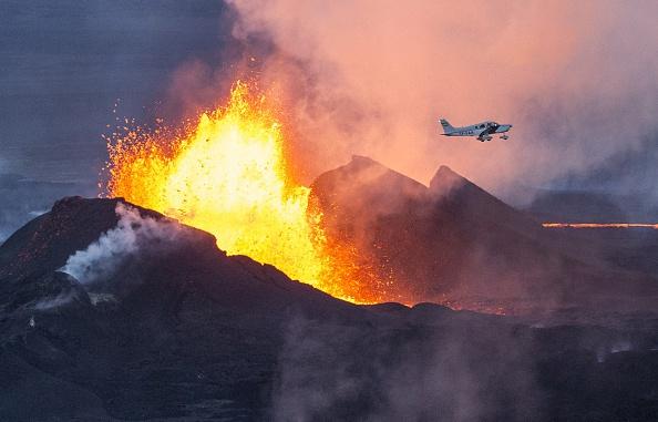 Unul dintre cei mai mari vulcani din Islanda este pregătit să erupă. FOTO