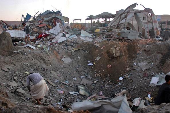 Atac aerian în Yemen: 26 de morți