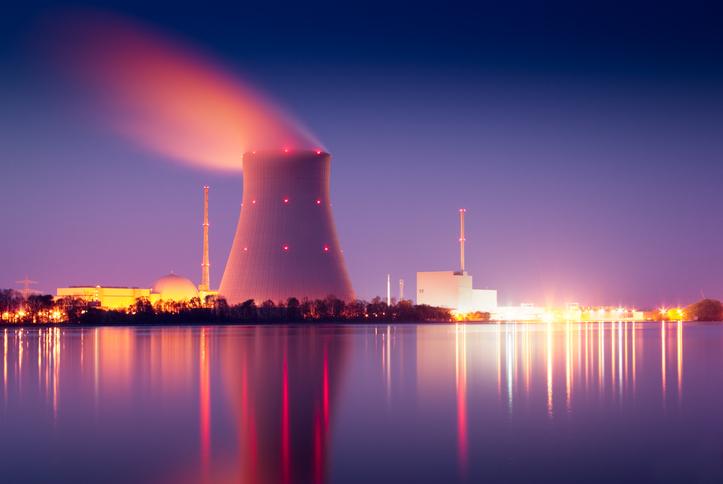 Nor radioactiv deasupra Europei, după un accident nuclear