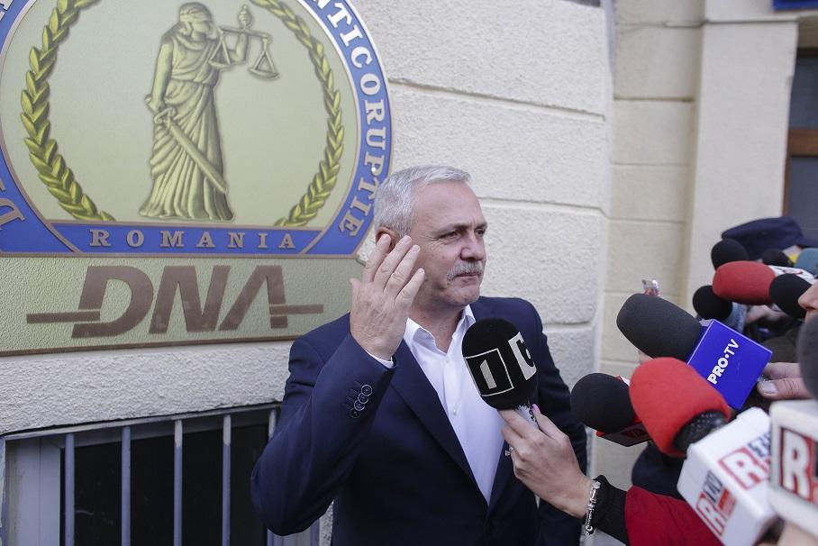"""Liviu Dragnea, despre dosarul Tel Drum: """"Nu mi-e teamă, n-am furat nimic"""""""