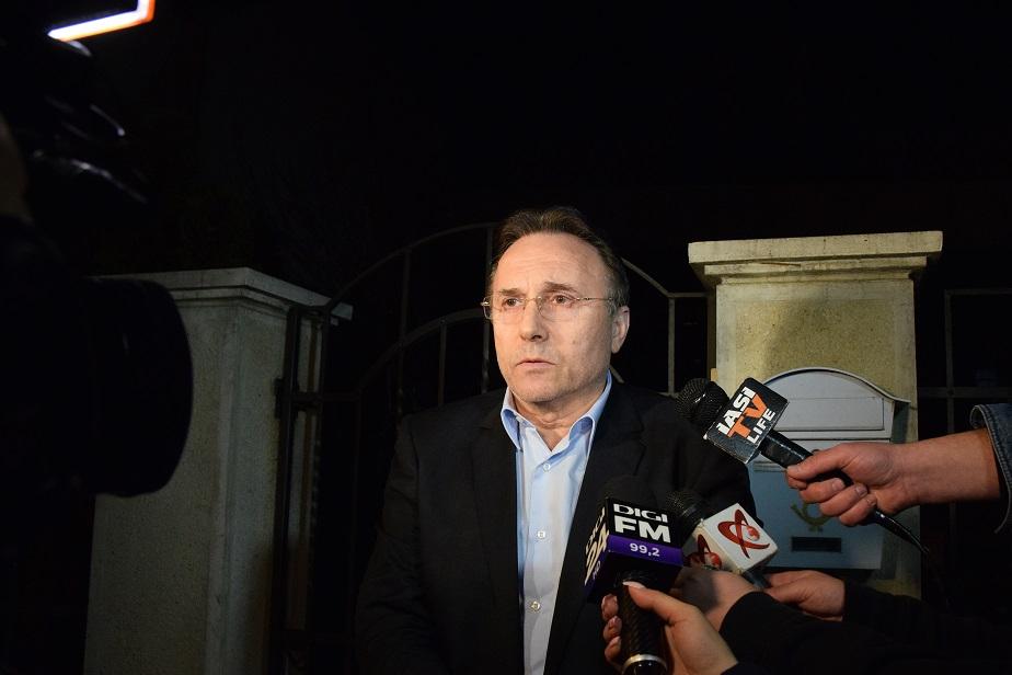 Gheorghe Nichita, fostul primar al Iașiului, eliberat condiționat din închisoare