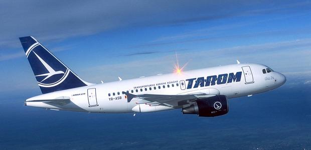 Incident deasupra Germaniei. Un avion Tarom a fost interceptat de două Eurofighter