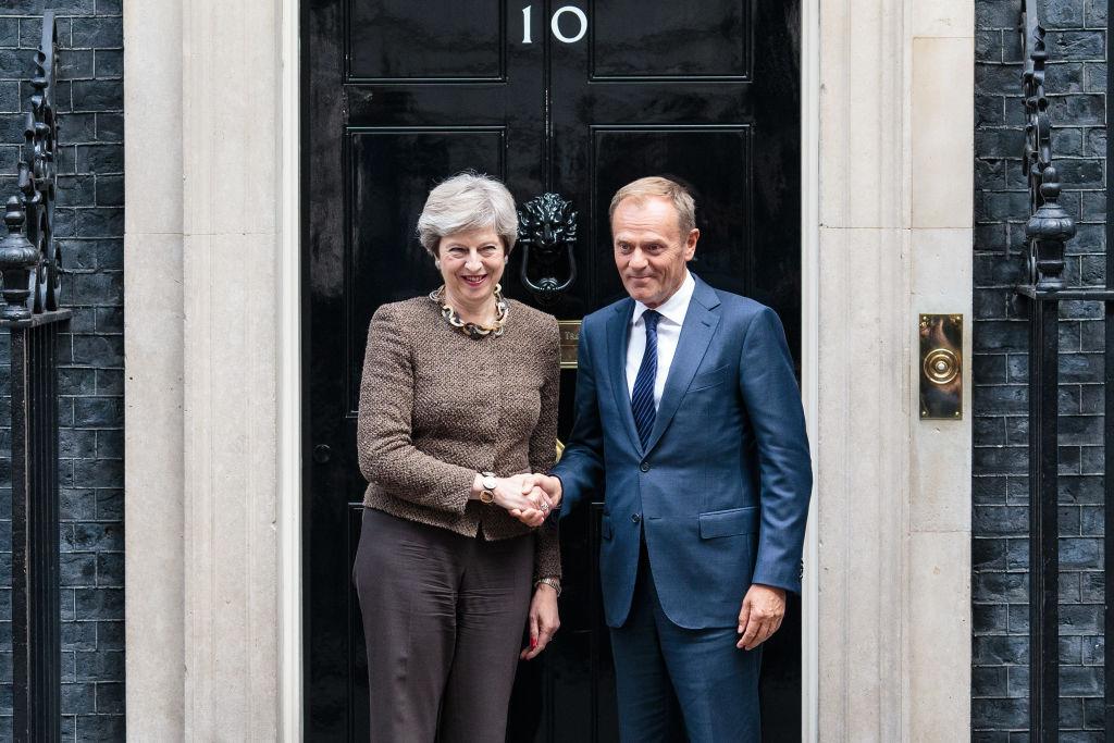 """Donald Tusk critică Marea Britanie în negocierile BREXIT. """"Vor să ia cireașa de pe tort"""""""
