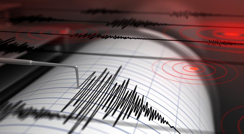 Lanț de cutremure în Marea Neagră. 10 seisme înregistrate în câteva ore