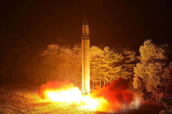 Coreea de Nord a lansat o nouă rachetă balistică intercontinentală. Pentagon: A parcurs o distanță de 1000 de kilometri