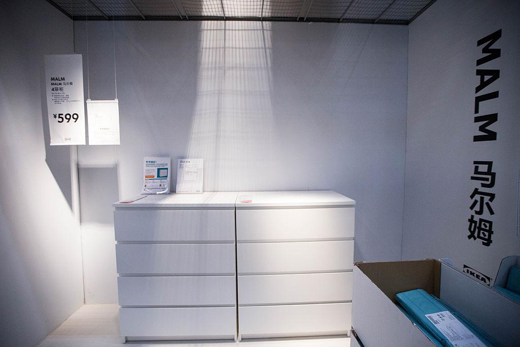 Opt copii au murit, din cauza mobilei de la Ikea. 29 de milioane de dulapuri, rechemate în depozit