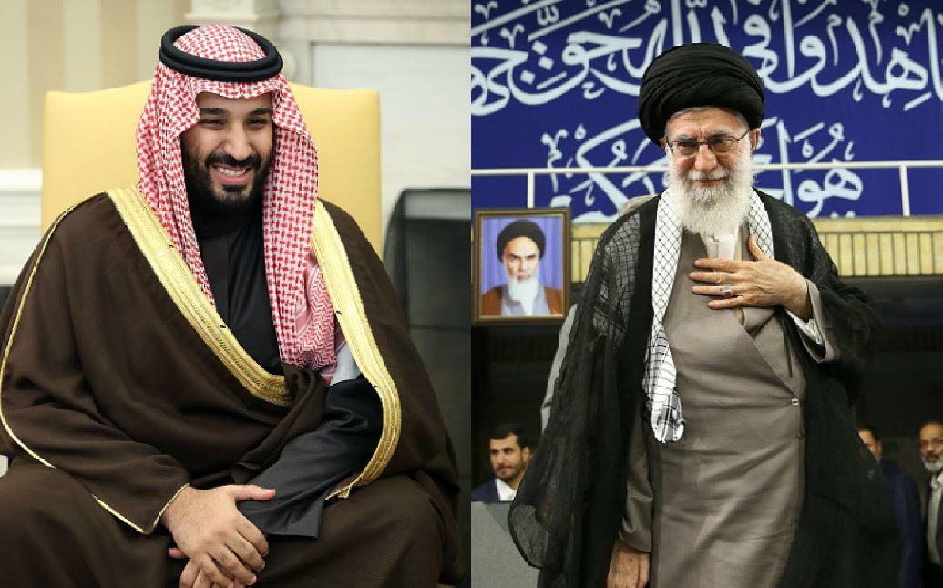"""Reacția Iranului după ce Prințul Mohammed l-a numit pe liderul suprem """"nou Hitler al Orientului Mijlociu"""""""