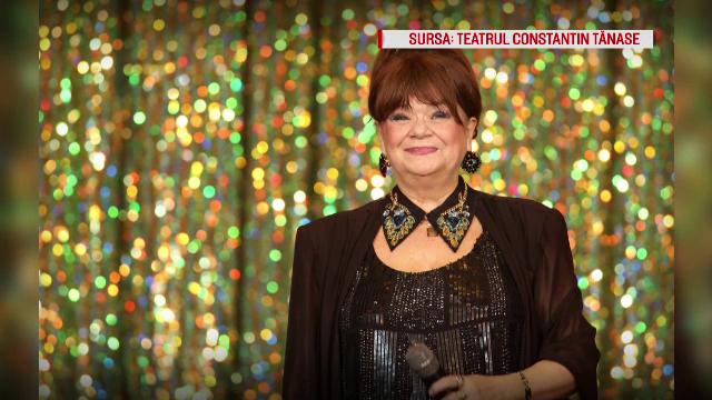 Cristina Stamate a murit. Actrița va fi înmormântată miercuri la cimitirul Bellu