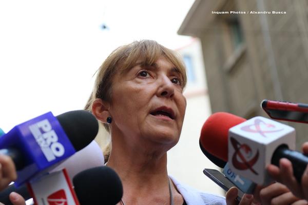 Monica Macovei: Dragnea şi Tăriceanu au reuşit să izoleze România pe plan extern