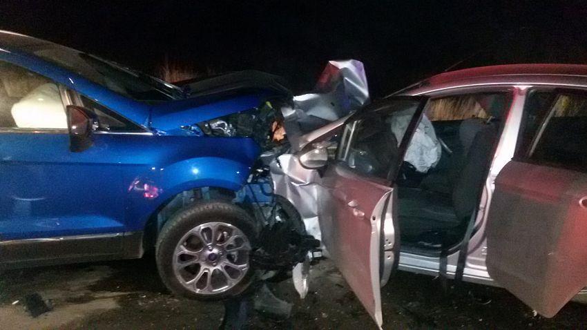 Accident violent pe drumul european E85, cauzat de un șofer beat