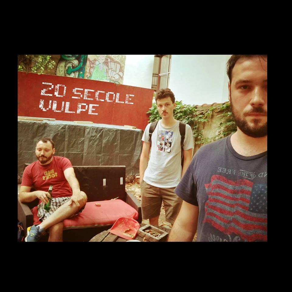 Concert cu trupa de funk-rock 20 Secole Vulpe pe 8 noiembrie, în București
