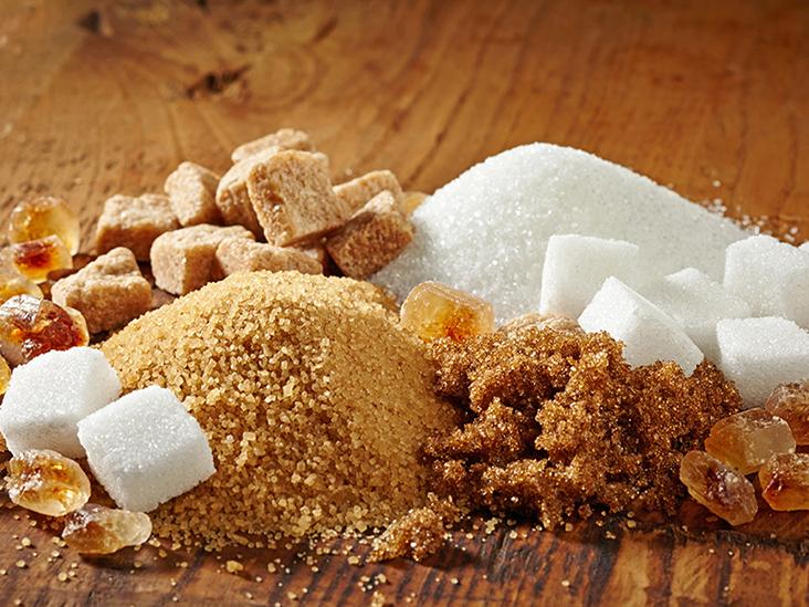 Ce diferență este între zahărul alb și zahărul brun? Explicația specialiștilor