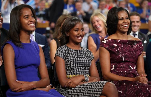 Michelle Obama dezvăluie că a recurs la fertilizarea in vitro pentru a rămâne însărcinată