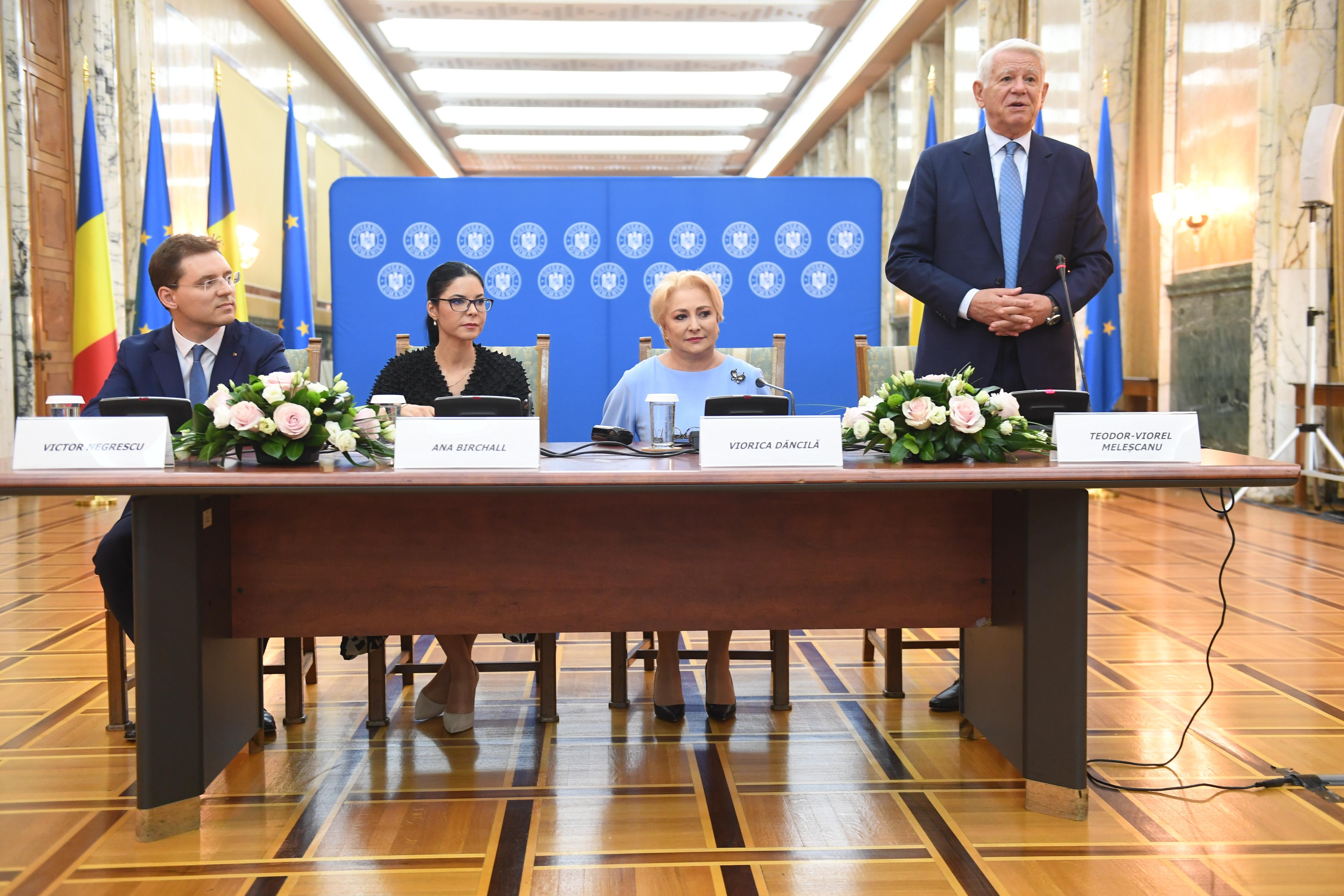 Ministrul delegat pentru Afaceri Europene, Victor Negrescu, a demisionat