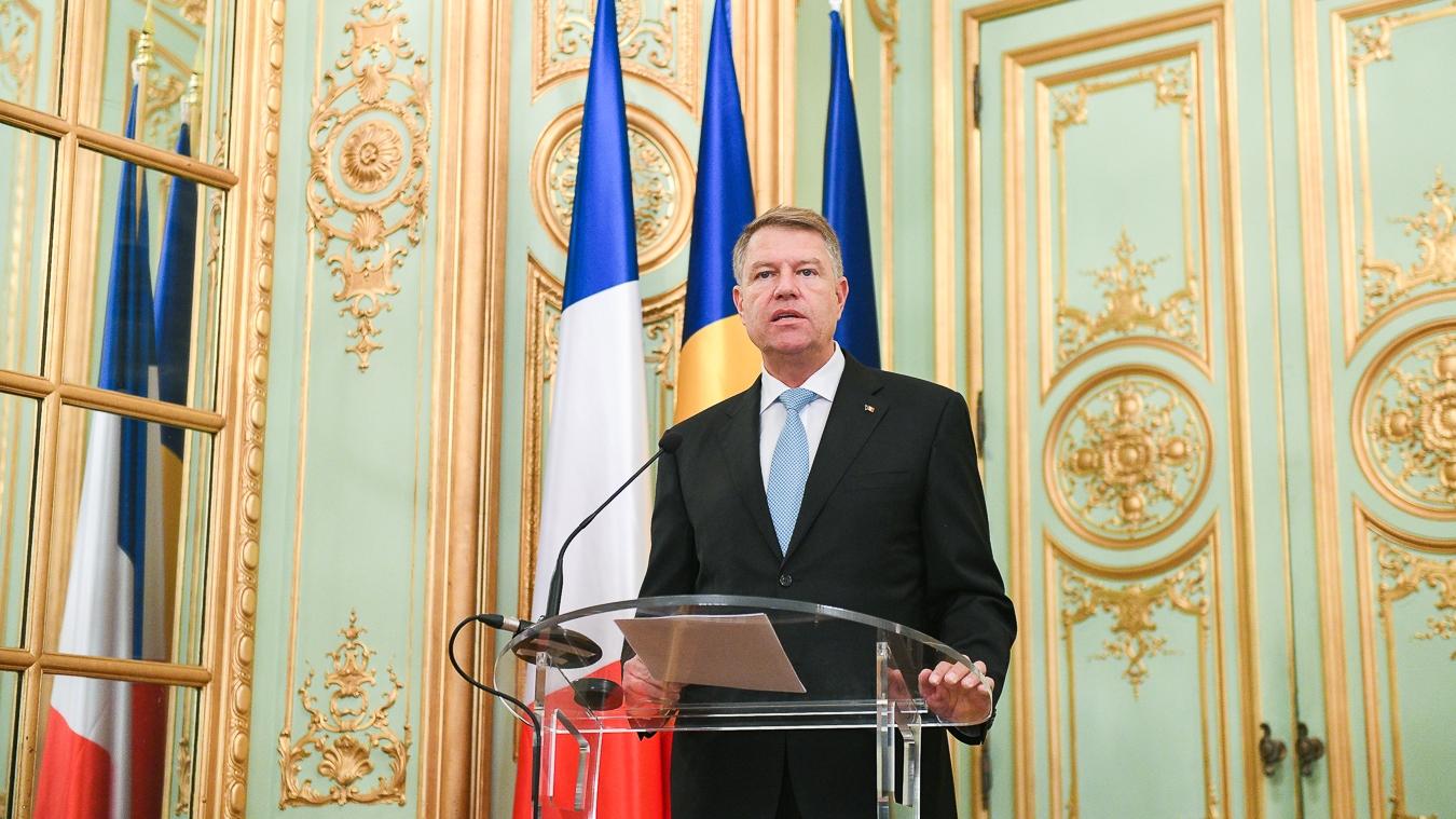 Iohannis a semnat decretul privind numirea lui George Ciamba ca ministru al Afacerilor Europene