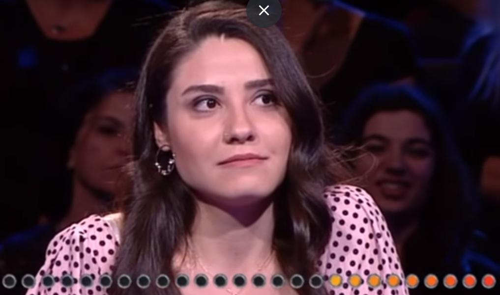Viral. Concurenta de la un show TV luptă să găsească răspunsul la întrebarea