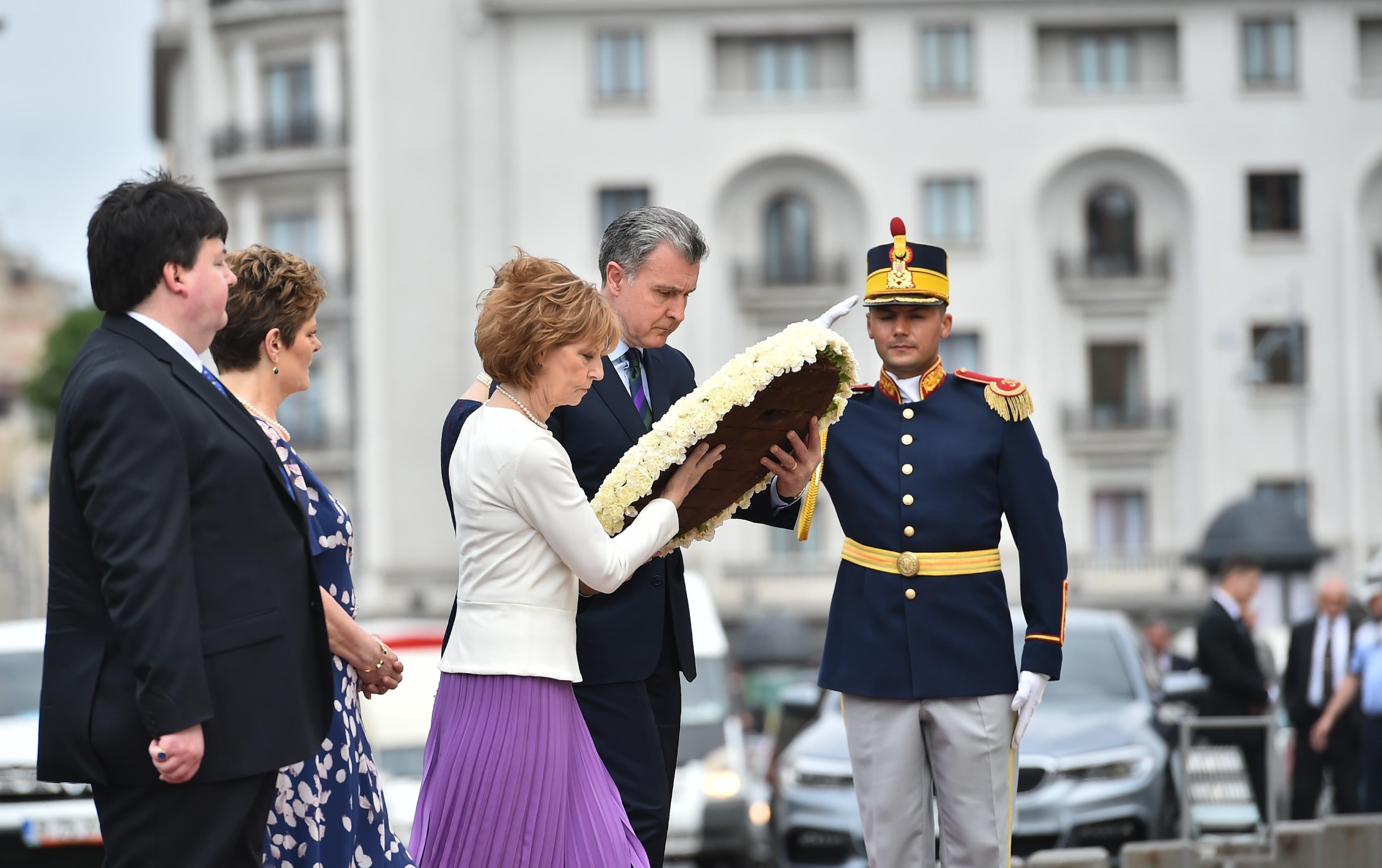 """Principesa Margareta, mesaj de Ziua Armistițiului. """"Sacrificiul strămoşilor noştri ne leagă astăzi în omenie"""""""
