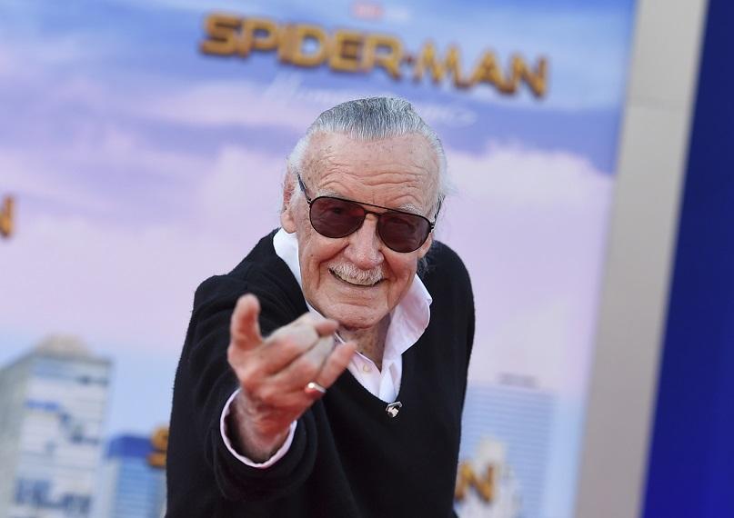Stan Lee, creatorul benzilor desenate Marvel, a murit la 95 de ani. Legătura cu România