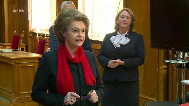 """Cristina Tarcea, președinta ICCJ: """"Ordonanța 7 este picătura care a umplut paharul"""""""