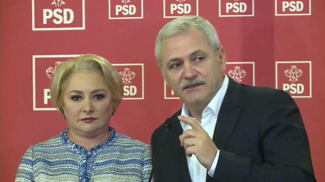 Mesajul premierului Dăncilă despre OUG de amnistie și grațiere după recepția de la Cotroceni
