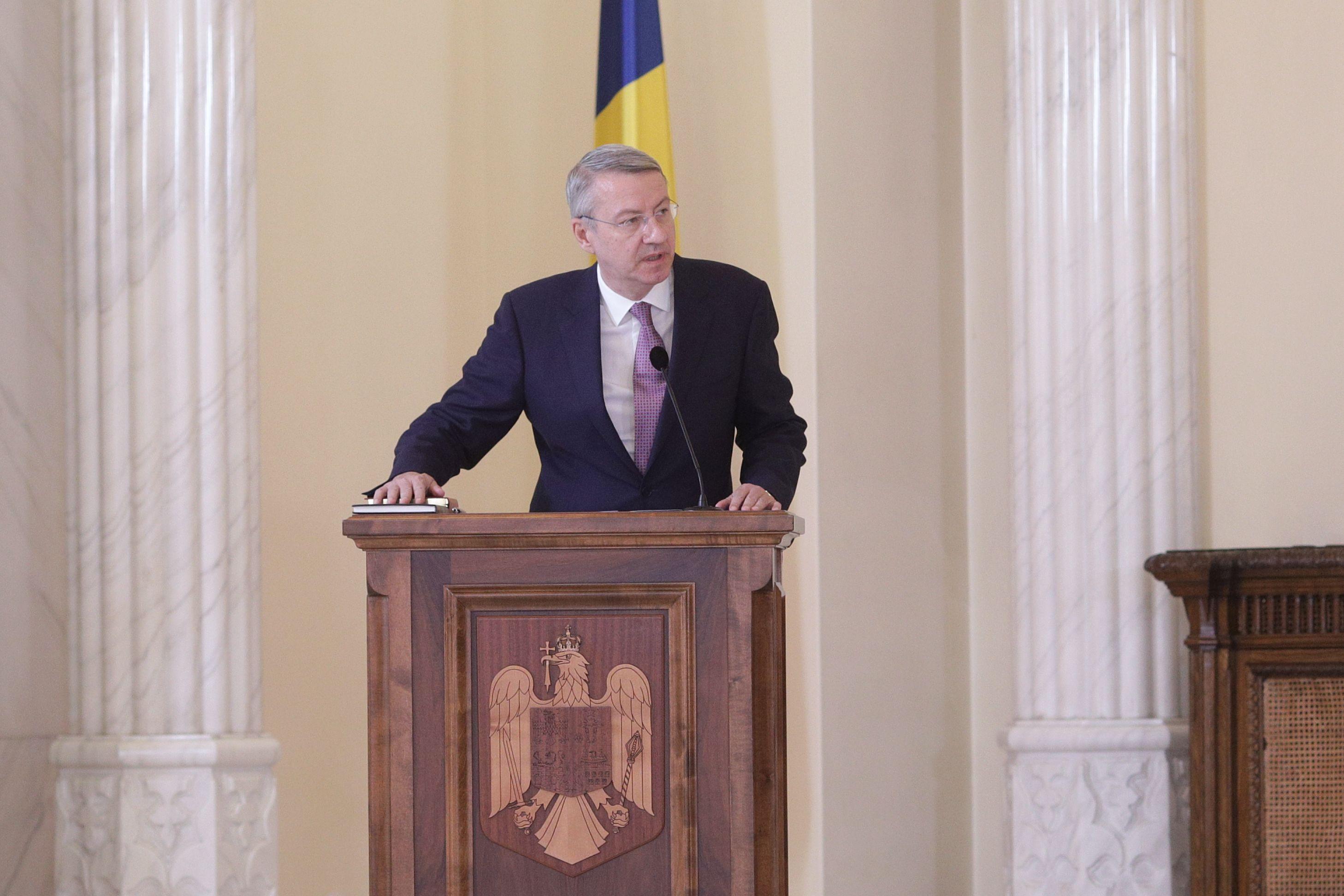 George Ciamba, despre rolul I3M în consolidarea UE şi a parteneriatului transatlantic