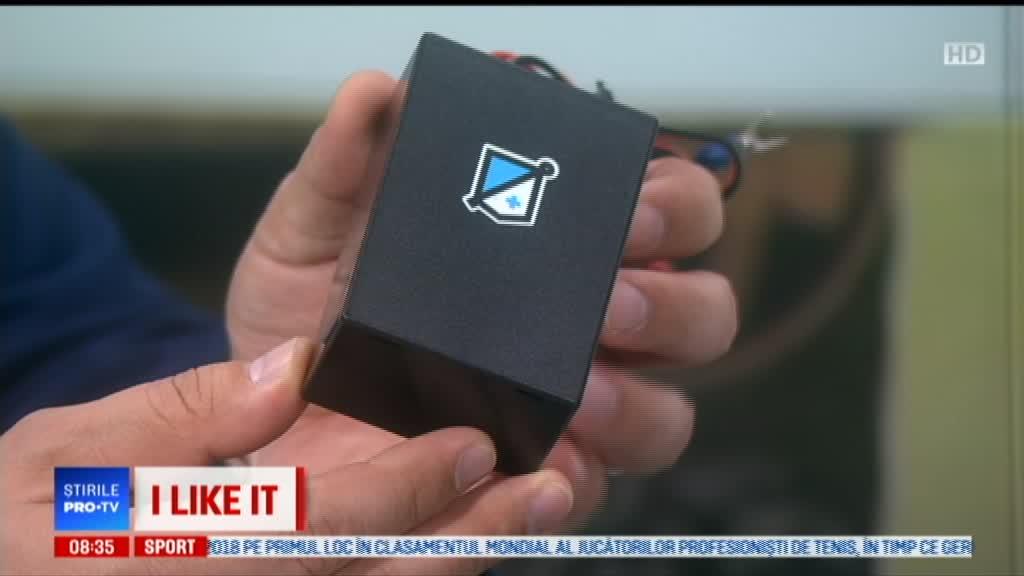 iLikeIT. Câțiva români au inventat un gadget pentru motocicliști, care îi poate salva