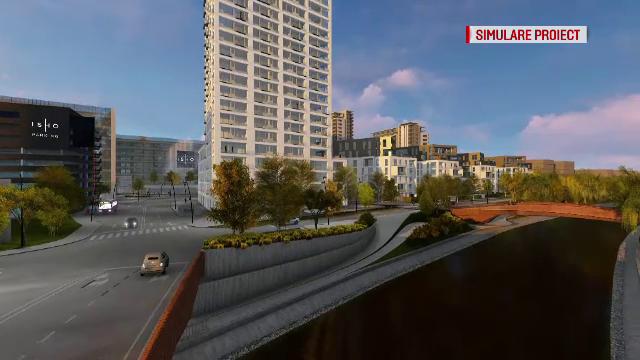 Sătul să aștepte după autorități, un investitor privat construiește un bulevard în Timișoara cu 1,5 milioane €