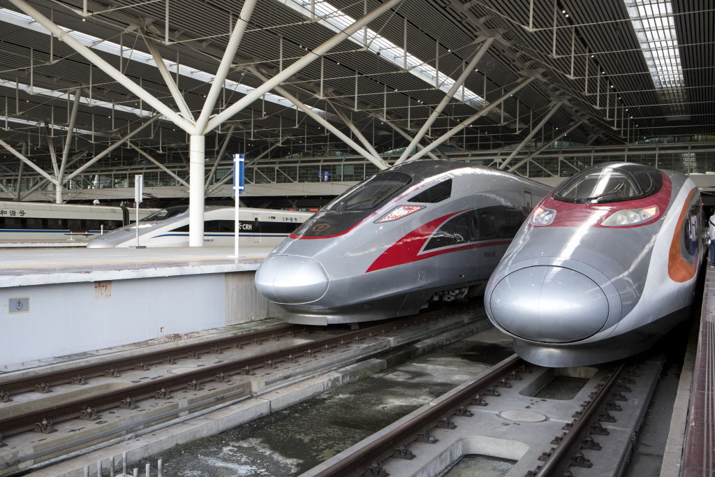 China va avea primul tren subacvatic de mare viteză