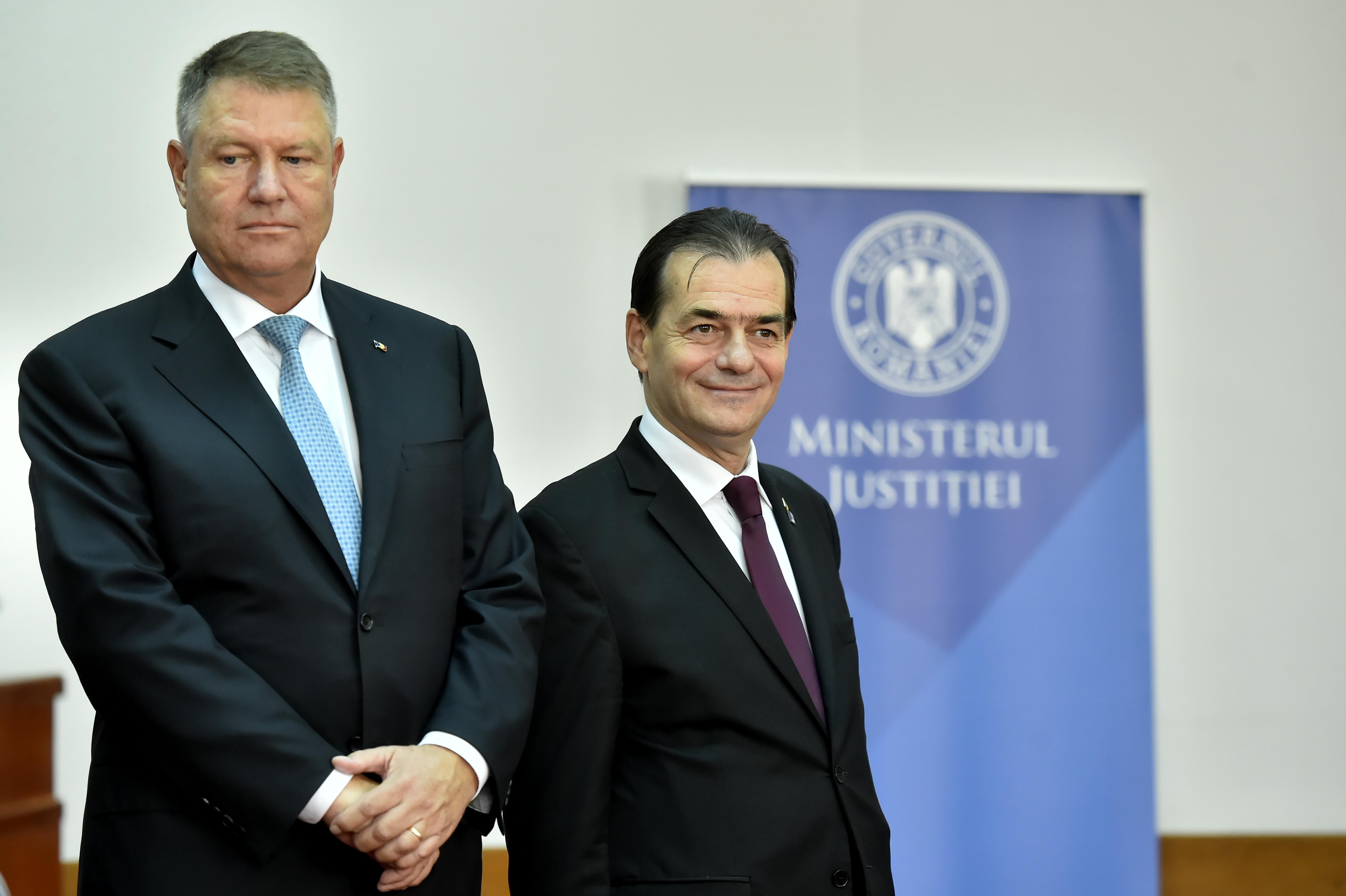 Orban, după ce a pierdut alegerile din PNL: Între mine și Iohannis nu mai e niciun parteneriat
