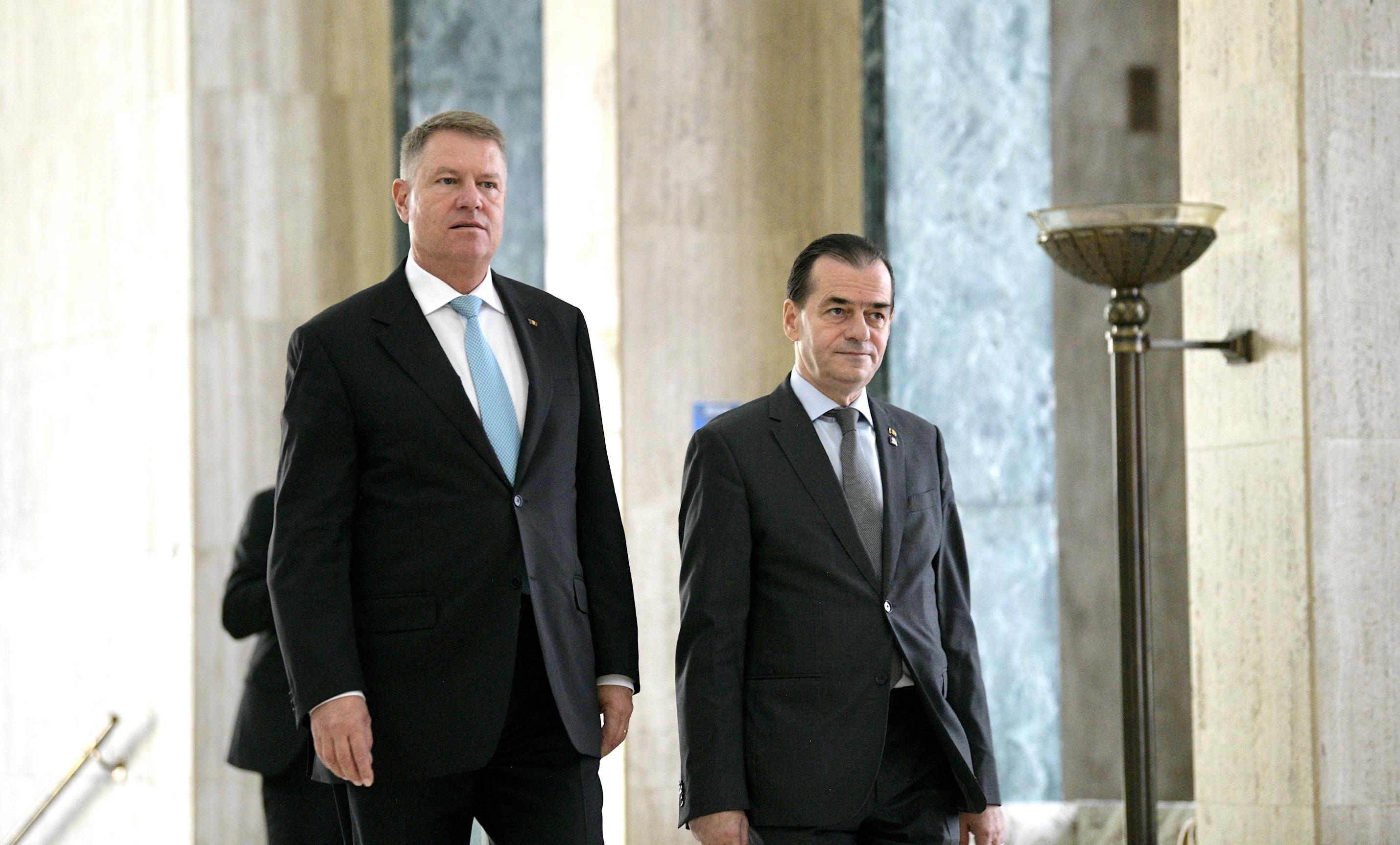 Iohannis nu crede că vom avea un Guvern nou până la Crăciun. Ce spune despre o revenire a lui Orban în Guvern