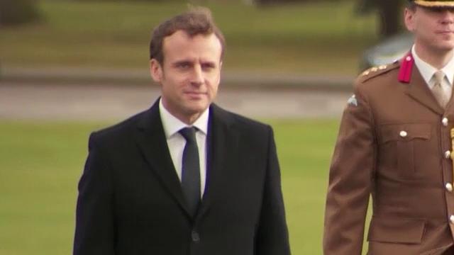 Macron urmează să se ducă la Nisa, în urma atentatului terorist