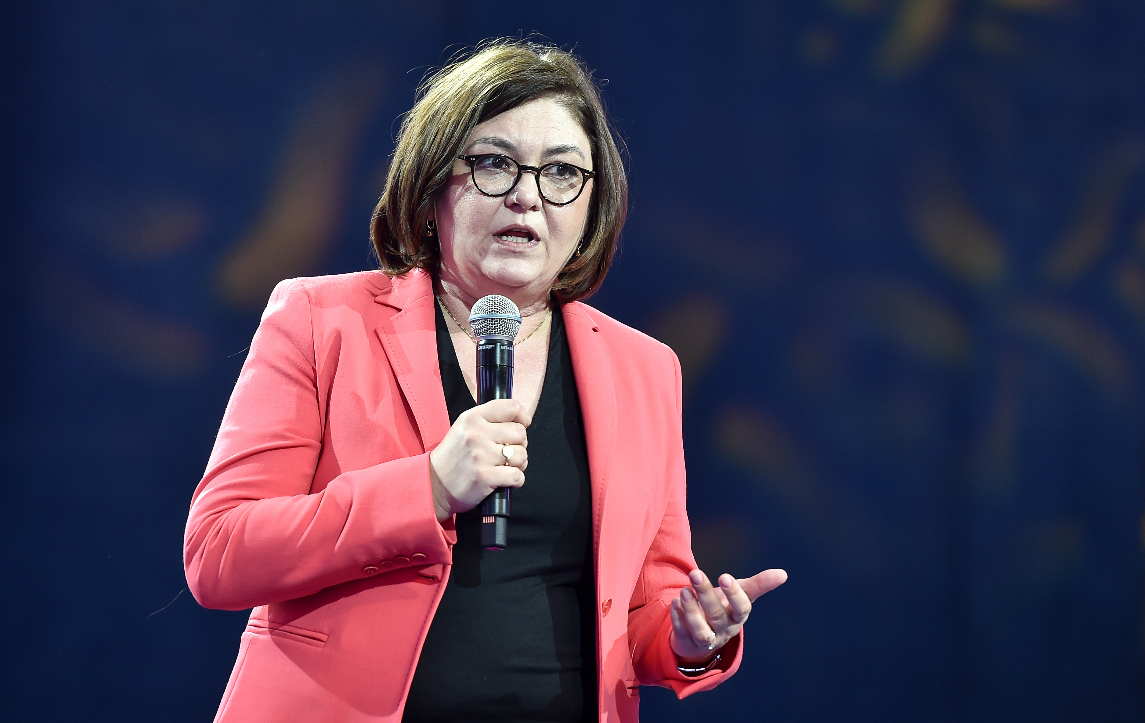 Adina Vălean, avizată pozitiv în TRAN pentru funcţia de comisar european pentru transporturi